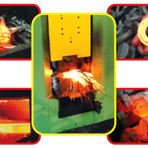 FORGING AND PRECISION CASTING